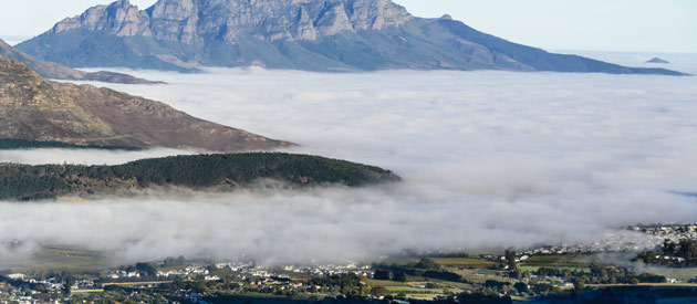 Top 4 roadtrips in the Western Cape