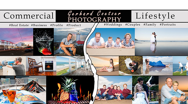 Gerhard Coetzer Photography, Mosselbay, Western Cape
