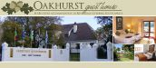 OAKHURST GUEST HOUSE AND SELF CATERING, RIVERSDALE