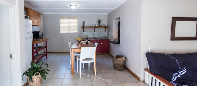 ARENDSIG FARM COTTAGES, BONNIEVALE