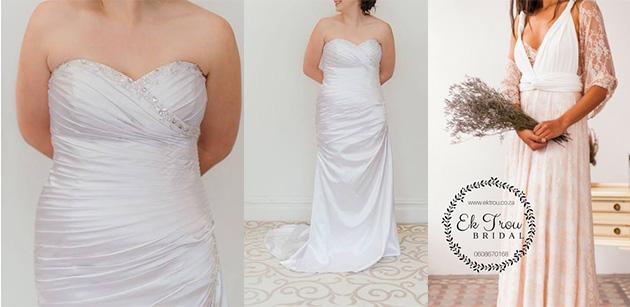 Ek Trou Bridal Wedding Dresses To Hire Bridesmaids Custom Made