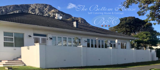 THE BOTTOM HOUSE Self Catering, Hermanus