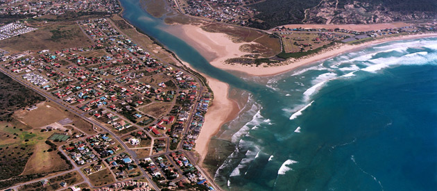 Jongensfontein, in the Western Cape, South Africa
