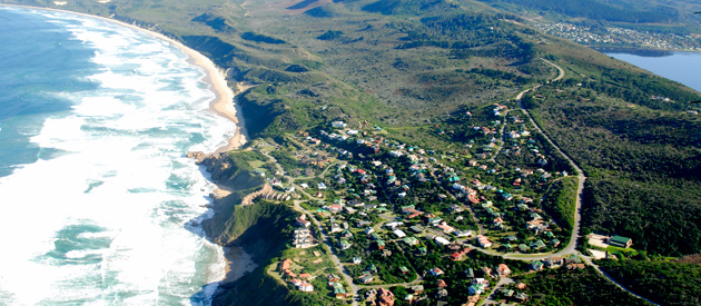 Brenton On Sea, in the Western Cape, South Africa, Garden Route Accommodation