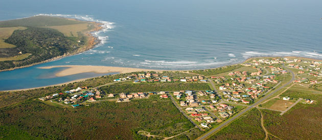 Gouritsmond, Gourits River, Garden Route, Western Cape, South Africa