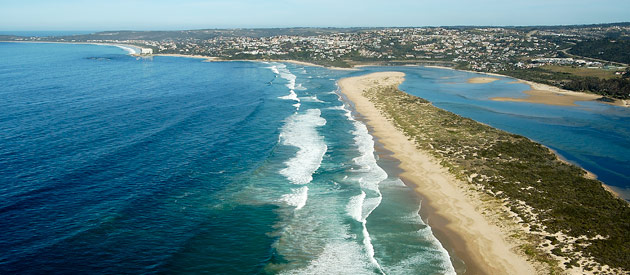 Plettenberg Bay, in the Western Cape, South Africa