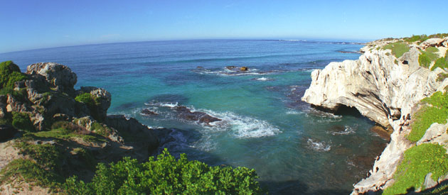 Arniston, in the Western Cape, South Africa
