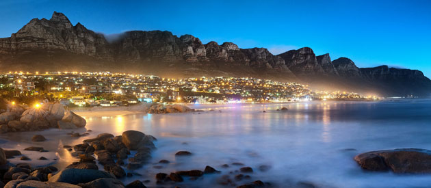 Cape Town Camps Bay Travel Information