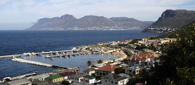 Cape Town - Kalk Bay, in the Western Cape, South Africa