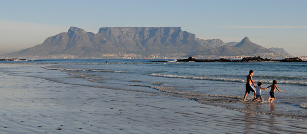 Cape Town - Table View, in the Western Cape, South Africa
