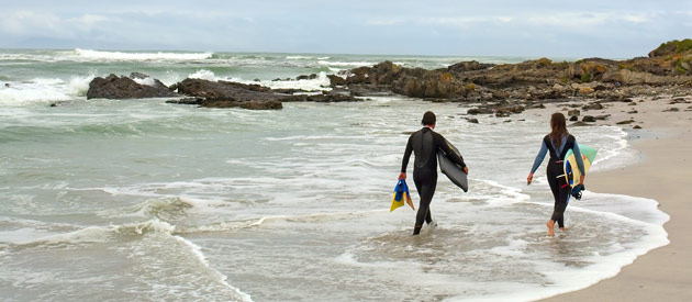 Doringbaai, in the West Coast region of the Western Cape, South Africa, Activities in Doringbaai
